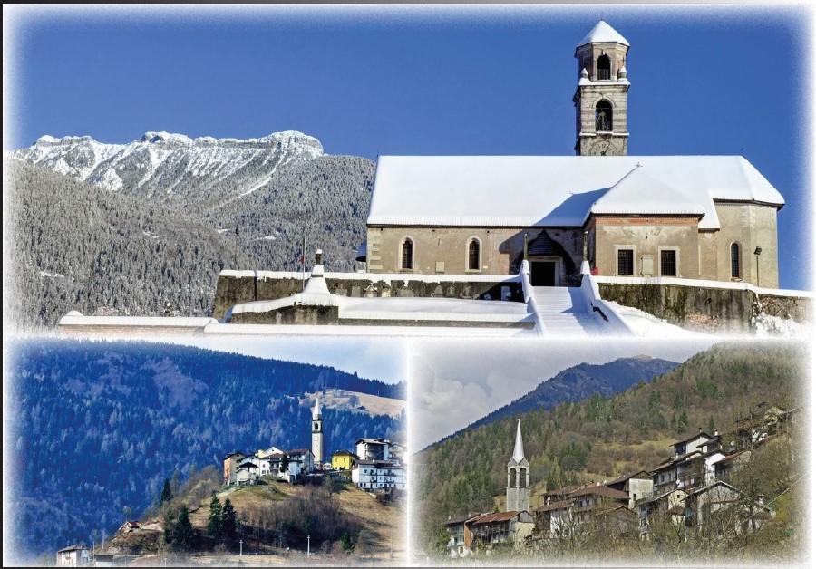 Intestazione comunità parrocchiale